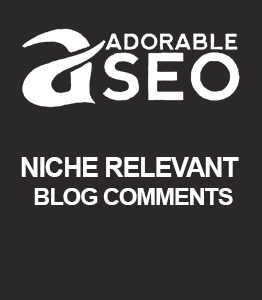 Niche Relevant Blog Comments