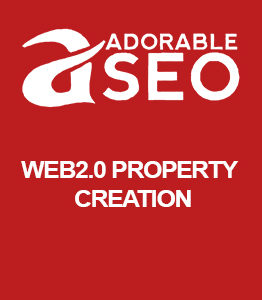 Web2.0 Property Creation